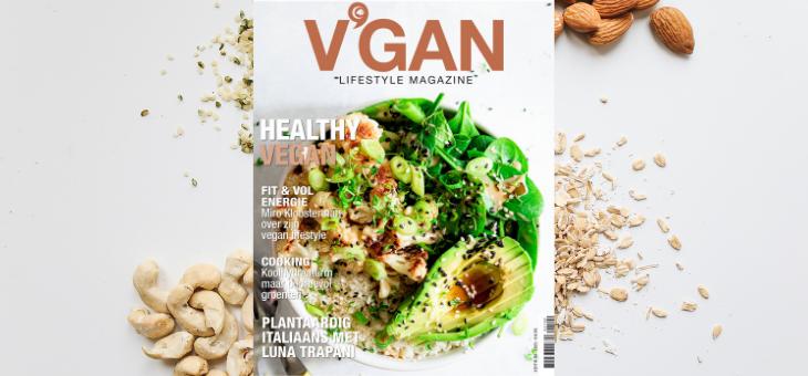 VGAN nummer 02 van 2021 'Healthy Vegan'