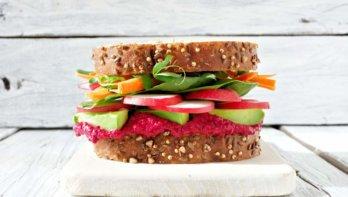 9x vegan broodbeleg