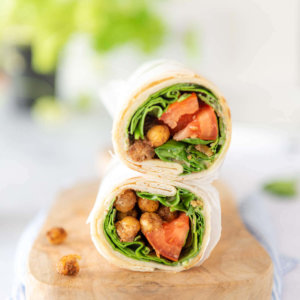 Gezonde lunchwraps